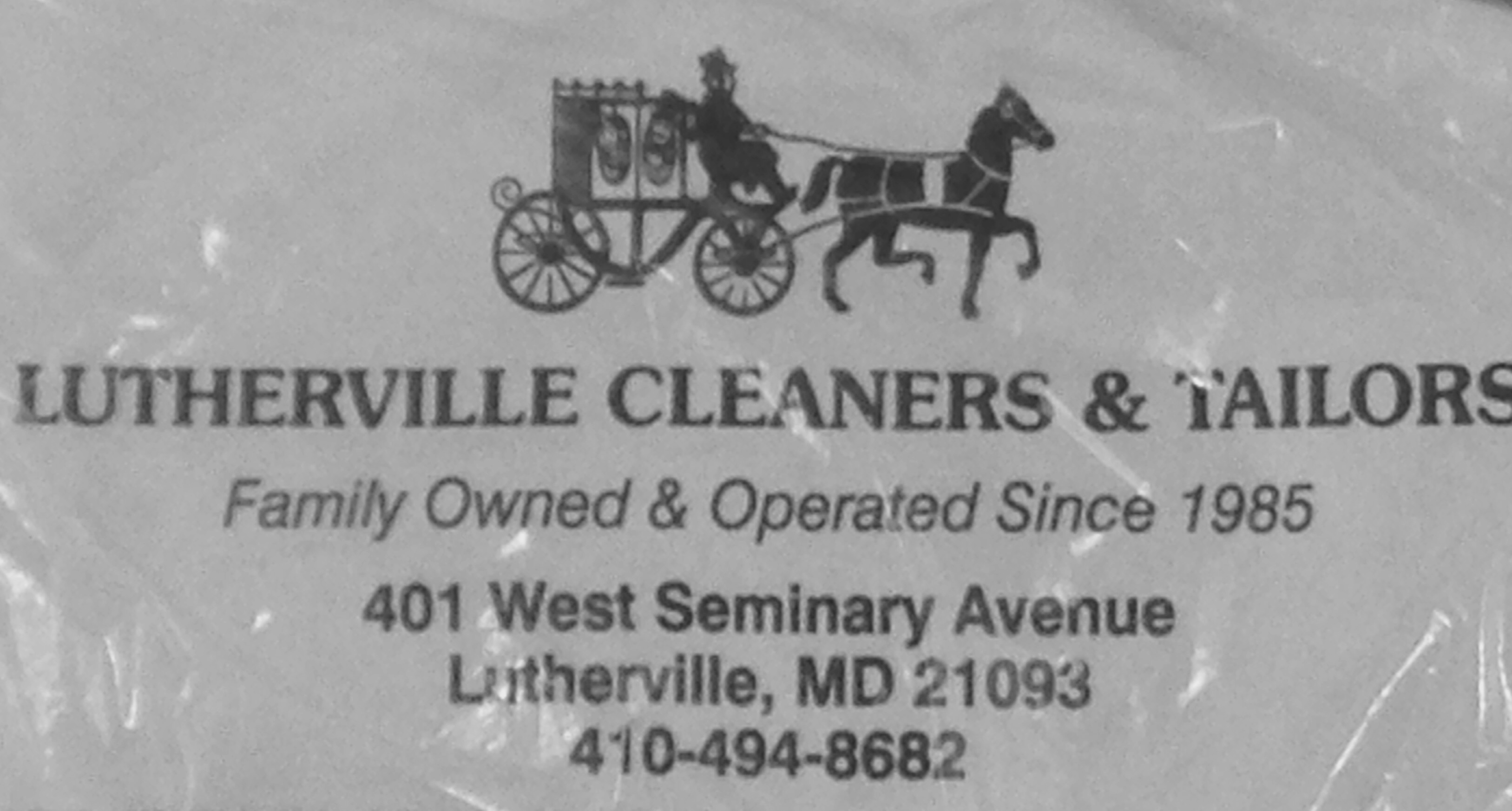 Lutherville Cleaners
